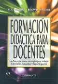Formación didactica para docentes. Los proyectos como estrategias para trabajar la inclusión, la equidad y la participación.