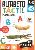 Alfabeto Táctil Montessori (3-6 años)