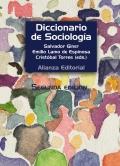 Diccionario de sociología.