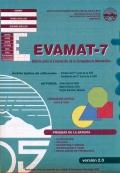 EVAMAT - 7. Evaluación de la Competencia Matemática. (1 cuadernillo y corrección)