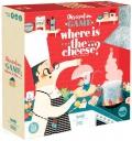 Where is the cheese? Juego de observación