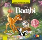 Bambi. Cuento adaptado para baja visión y lengua de signos bimodal