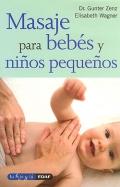 Masaje para bebés y niños pequeños.
