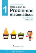 Resolución de problemas matemáticos. 1º de Primaria de 6 a 7 años