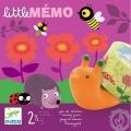 Juego de memoria pequeños animales (Little MÉMO)