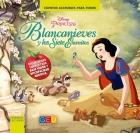 Blancanieves y los siete enanitos. Cuento adaptado para baja visión y lengua de signos bimodal