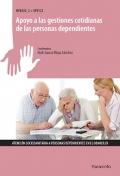 Apoyo a las gestiones cotidianas de las personas dependientes
