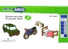 Ejercicios para niños de educación infantil 2 - Mini Arco