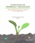 Alteraciones del desarrollo y discapacidad. Diversidad funcional e impacto en el desarrollo - Trastornos del desarrollo. ( 2 volúmenes )