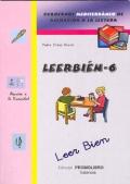 Leerbién- 6. Cuadernos Mediterráneo de animación a la lectura.