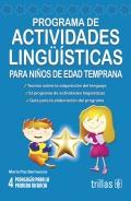 Programa de actividades lingüísticas para niños de edad temprana