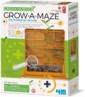 Laberinto de cultivo (Grow-a-maze)