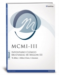 MCMI-III, Informe Interpretativo ( 10 informes ) - Pearson.