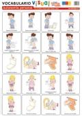 Láminas de vocabulario visual - Autonomía personal en el baño