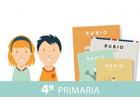 Pack especial Rubio el arte para de aprender. 4º Primaria