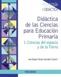 Didáctica de las ciencias para educación primaria I - Ciencias del espacio y de la Tierra