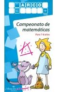 Campeonato de matemáticas. Para 7-8 años. Mini Arco