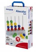 Ábaco balls (28 bolas y 24 fichas)