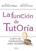 La función de tutoría. Carta de navegación para tutores