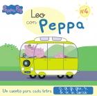 Leo con Peppa Nº4. Un cuento para cada letra: c, q, g, gu, r, b, v, z, ce/ci