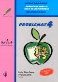 PROBLEMAT-4. Mediterráneo. Problemas para el área de matemáticas. 4º Educación Primaria.