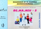 DE.MA.NEU 2. Desarrollo de la madurez neuropsicológica