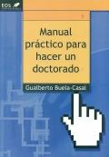Manual práctico para hacer un doctorado.