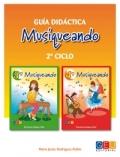 Musiqueando. Guía didáctica 3º ciclo. Material didáctico para el docente (Incluye 4 CD´s)