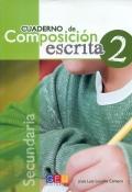 Cuaderno de composición escrita 2. Secundaria