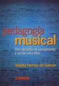 Pedagogía musical. Dos décadas de pensamiento y acción educativa.