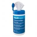 Toallitas desinfectantes (100 unidades)