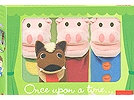 Marionetas cuento Los tres cerditos