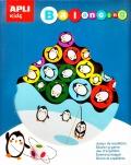 Pinguinos balancing. Juego de equilibrio