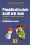 Prevención del maltrato infantil en la familia. Programa de sensibilización escolar (9-12 años)