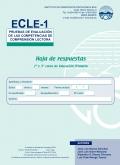 ECLE-1. Hoja de Respuesta y uso corrección