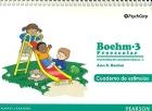 Cuaderno de Estímulos de BOEHM - 3 Preescolar, Test Boehm de Conceptos Básicos - 3 Preescolar.