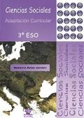Ciencias Sociales. Adaptación curricular. 3º de ESO.