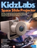 Proyector de diapositivas espacial KidzLabs