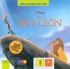 El Rey León cuento con pictograma y lengua de signos bimodal. Cuentos accesibles para todos.