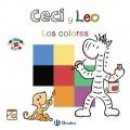 Ceci y leo. los colores