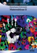 Manual para el alumnado de Matemáticas II. Colección Enseñanza Multicultural.