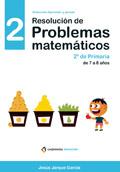 Resolución de problemas matemáticos. 2º de Primaria de 7 a 8 años