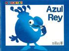 Azul Rey. Manchitas