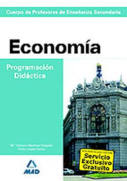 Economía. Programación Didáctica. Cuerpo de Profesores de
