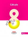 Cálculo 8. Cuadernos primaria.