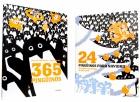 365 pingüinos y 24 pingüinos para navidad (pack libro + calendario de adviento)