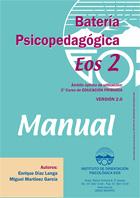Manual de la batería psicopedagógica EOS-2.