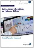 Aplicaciones informáticas de hojas de cálculo. Unidad formativa transversal. Administración y gestión.