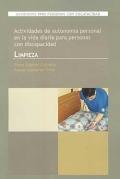 Actividades de autonomía personal en la vida diaria para personas con discapacidad. Limpieza.