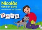 Nicolás tiene un perro. Colección Pictogramas 23